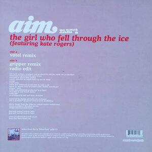 AIM – The Girl Who Fell Through The Ice Part 2