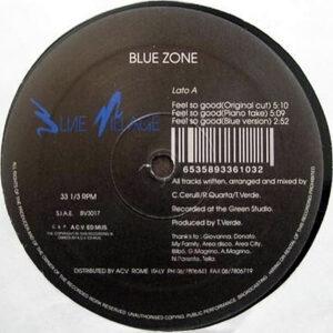 BLUE ZONE - Feel So Good