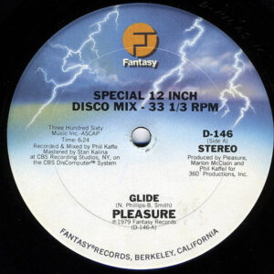 PLEASURE - The Real Thing/Glide
