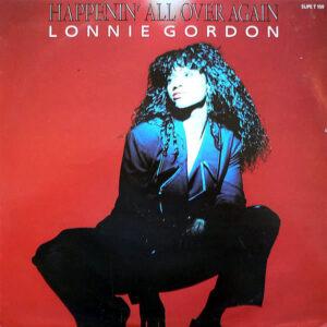 LONNIE GORDON – Happenin' All Over Again