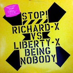 RICHARD X vs LIBERTY X – Being Nobody
