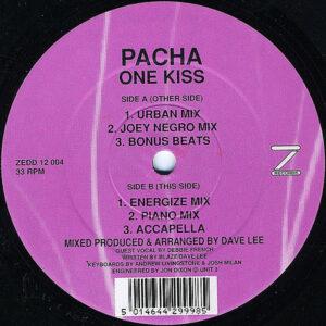 PACHA – One Kiss