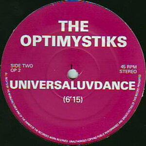 THE OPTIMYSTIKS – Universaluvibe