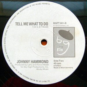 JOHNNY HAMMOND – Shifting Gears