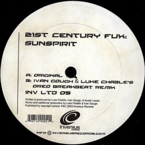 21st CENTURY FUX – Sunspirit