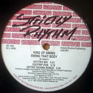 KING OF SWING - Swing That Body/Get Up To Get Down