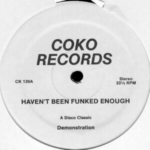 THE EX TRAS / EXODUS - Haven't Been Funked Enough/Together Forever