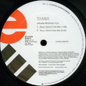 TAMIA – Officially Missing You