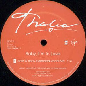 THALIA – Baby I'm In Love ( Boris & Beck Remixes )