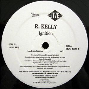 R KELLY - Ignition