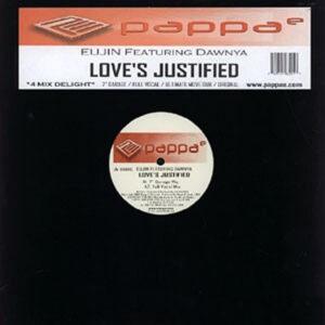 EUJIN feat DAWNYA - Love's Justified