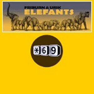 FRIBURN & URIK - Elefants