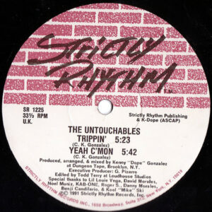 THE UNTOUCHABLES - Take a Chance