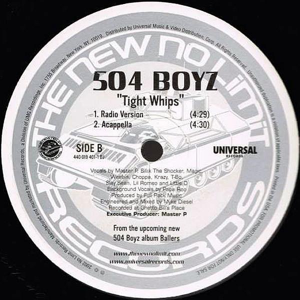 504 BOYZ - Tight Whips