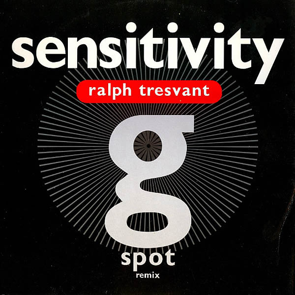 RALPH TRESVANT - Sensitvity ( G Spot Remix )