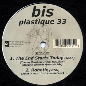 BIS – Plastique 33