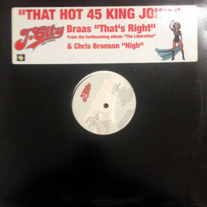 BRAS feat 45 KING & CHRIS BRONSON – That's Right/High