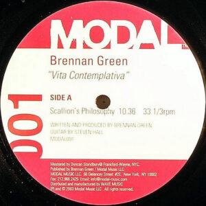 BRENNAN GREEN – Vita Contemplativa EP