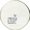 COMMON FACTOR - Disco Exorcism EP