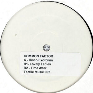 COMMON FACTOR – Disco Exorcism EP