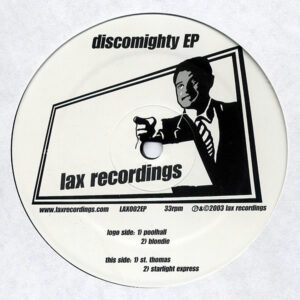 DISCOMIGHTY – Discomighty EP