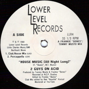 2 GUYS ON ACID - House Music ( All Night Long )