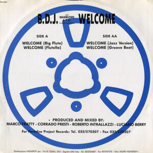 B.D.J. & WARRIORS 6.1.0. – Welcome