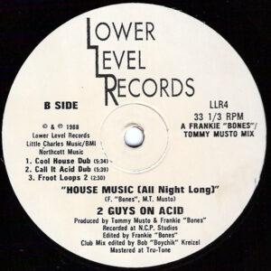 2 GUYS ON ACID – House Music ( All Night Long )