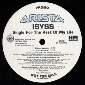 ISYSS – Single For The Rest Of My Life
