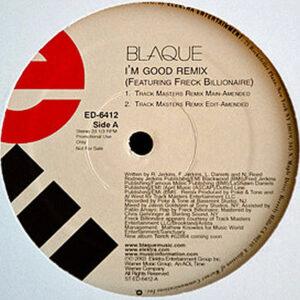 BLAQUE – I'm Good Remix