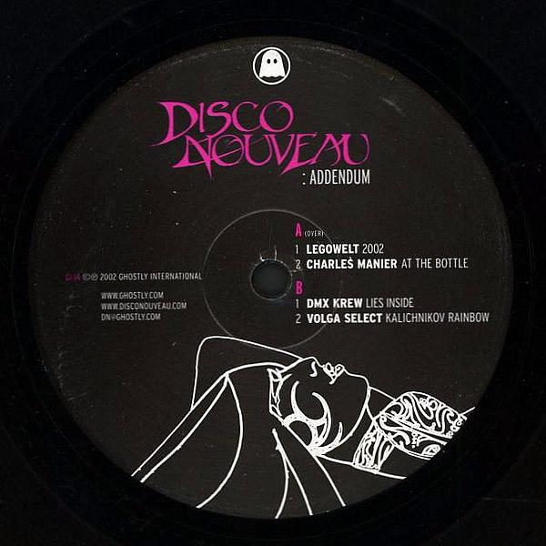 VARIOUS - Disco Nouveau Addendum