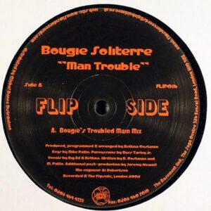 BOUGIE SOLITERRE – Man Trouble