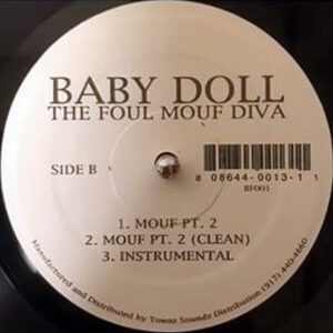 BABY DOLL THE FOUL MOUF DIVA – Wet/Mouf Part 2