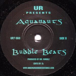 AQUANAUTS – Relentless/Bubble Beats