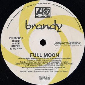 BRANDY – Full Moon