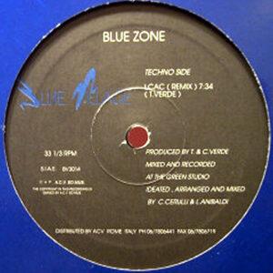 BLUE ZONE - L.C.A.C