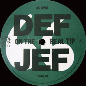 DEF JEF – On The Real Trip