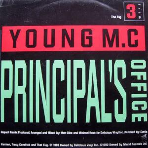 YOUNG MC - Principal's Office
