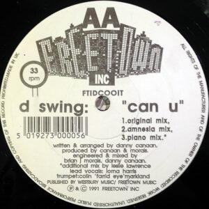 D SWING – Call Me