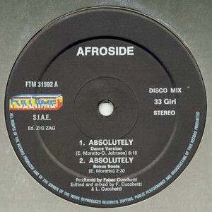 AFROSIDE – Absolutely