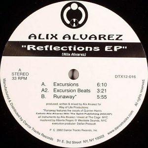 ALIX ALVAREZ - Reflections EP