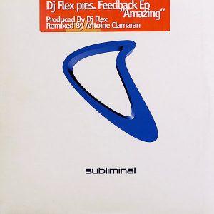 DJ FLEX - Feedback EP