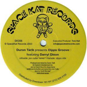 DURON TARIK feat DARRYL DIXON - Dipps Groove