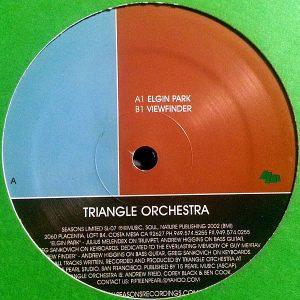 TRIANGLE ORCHESTRA - Elgin Park