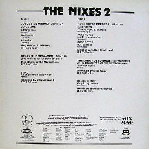 VARIOUS – DMC Previews April 1988 Mixes 2