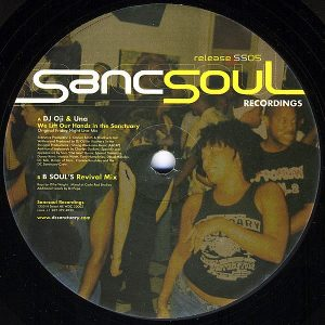 DJ OJI & UNA - We Lift Our Hands In The Sanctuary