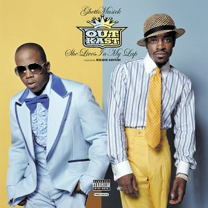 OUTKAST feat ROSARIO DAWSON – Ghettomusick/She Lives In My Lap