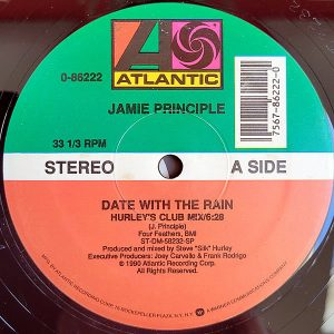 JAMIE PRINCIPLE – Date With The Rain