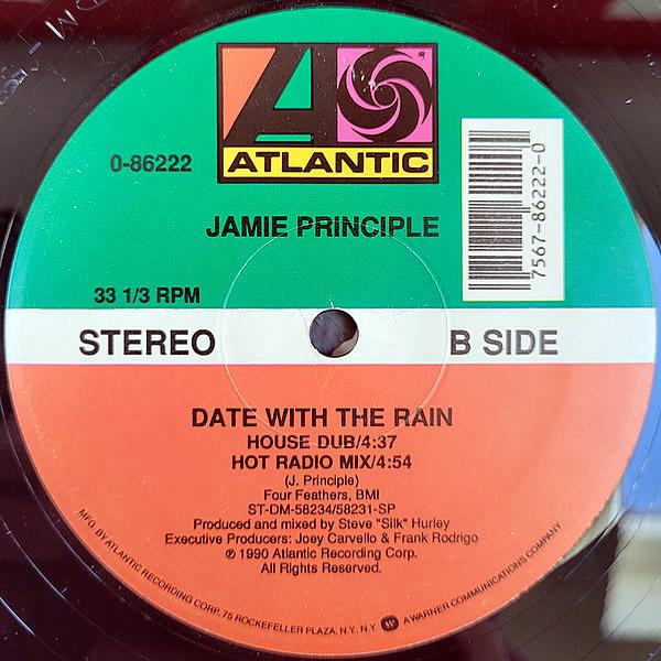 JAMIE PRINCIPLE - Date With The Rain