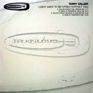 TERRY CALLIER - I Don't Want To See Myself ( Without You )